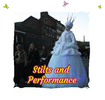 Stilts and performance